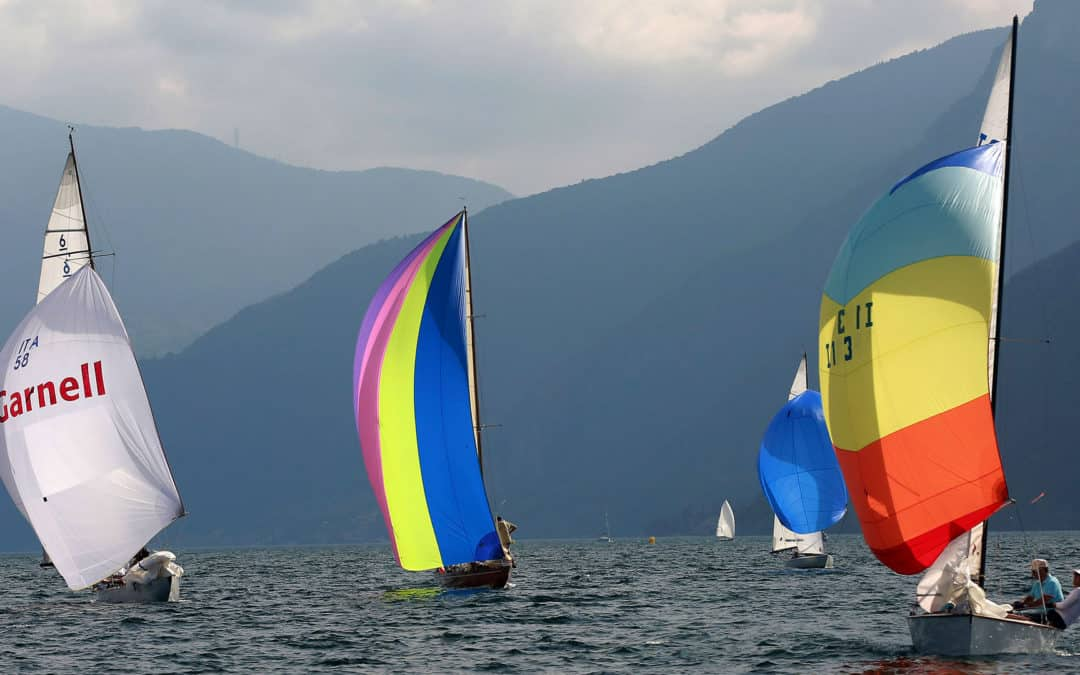17th Trophy Grand Hotel Villa Serbelloni Sails for Vintage & Classic –  September 21, 22, 23, 2018