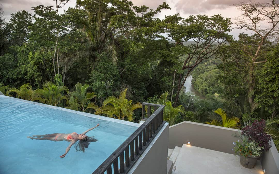 Everyone deserves a longer vacation at COPAL TREE Lodge